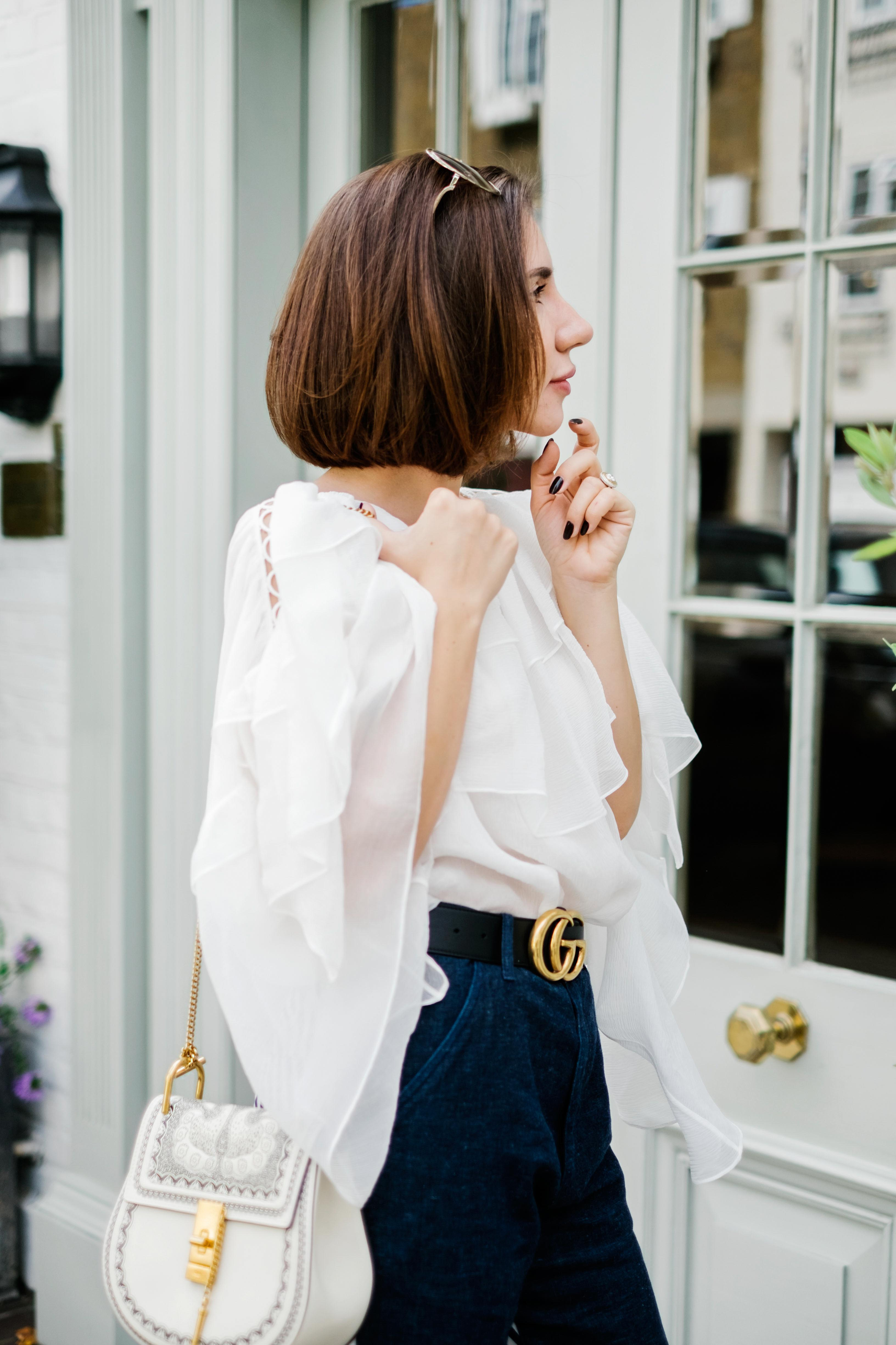 7 More Minutes. Fashion, travel and lifestyle blog by Alyona Gasimova. The Story Of The Chloe Blouse. How To Transition Your Summer Look For Fall. www.7moreminutes.com