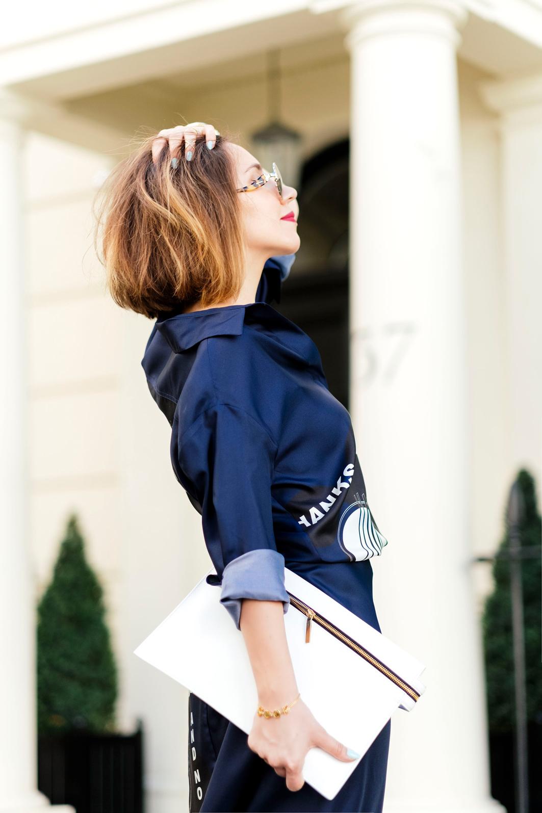 7 More Minutes. Fashion, travel and lifestyle blog by Alyona Gasimova. Что Одеть На Работу Этим Летом. www.7moreminutes.com